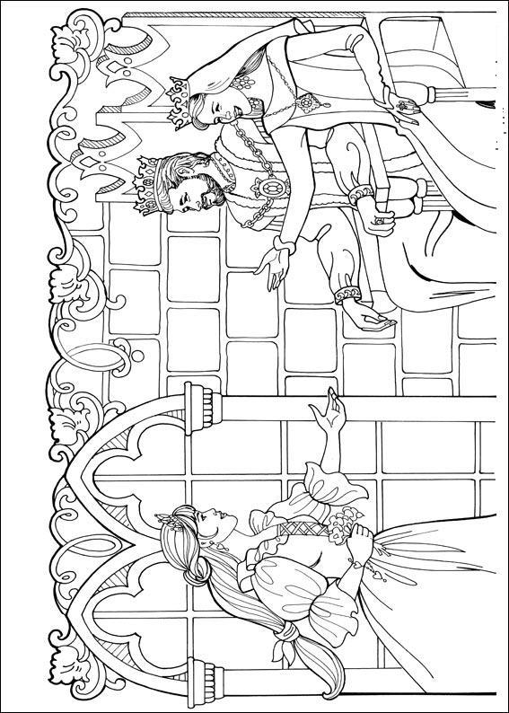 Malebog Disney Prinsesser Farvel 230 G Sjove B 248 Rne Tegninger